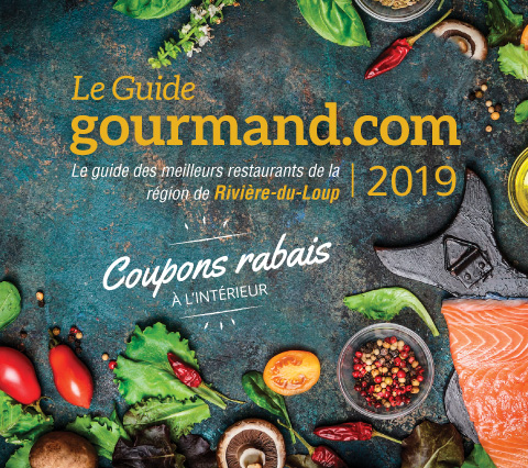 Le guide gourmand